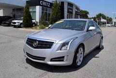 2013 CADILLAC ATS 2.0L Turbo Performance Sedan