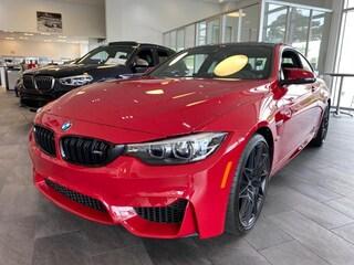 2020 BMW M4 Coupe Car