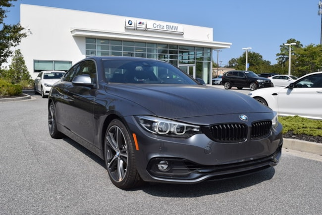 2020 BMW 4 Series 430i Coupe Car