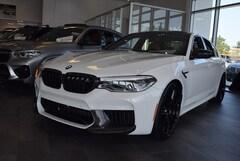 2020 BMW M5 Competition Sedan Car