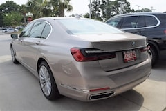 2020 BMW 7 Series 740i Sedan Car