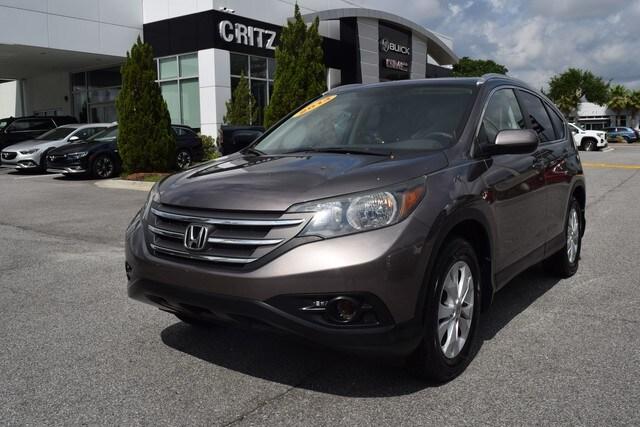 2013 Honda CR-V EX-L w/Navigation FWD SUV
