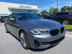 2021 BMW 5 Series 540i Sedan Car