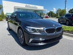 2020 BMW 5 Series 540i Sedan Car