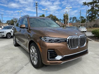 2020 BMW X7 xDrive40i Sports Activity Vehicle Sport Utility