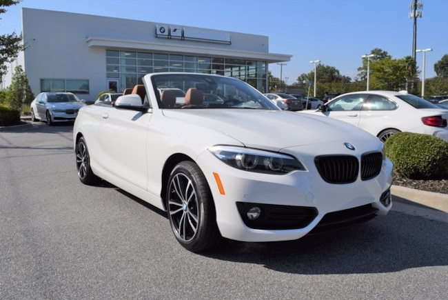 2020 BMW 2 Series 230i Convertible Convertible