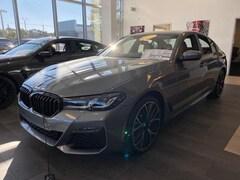 2021 BMW 5 Series 530e Plug-In Hybrid Car