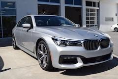2019 BMW 7 Series 740i Xdrive Sedan Car