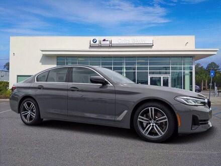 2021 BMW 5 Series 530i Sedan Car