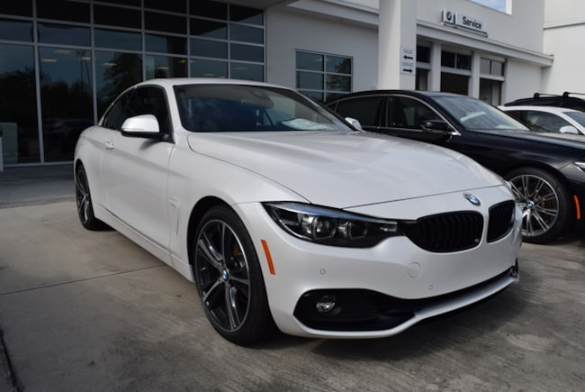 2020 BMW 4 Series 430i Convertible Convertible