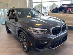2021 BMW X3 M Sports Activity Vehicle Sport Utility