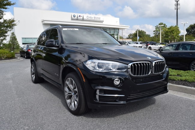 2016 BMW X5 sDrive35i SAV