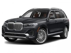 2021 BMW X7 xDrive40i Sports Activity Vehicle Sport Utility