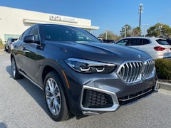 2020 BMW X6 xDrive40i Sports Activity Coupe Sport Utility