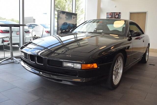 1997 BMW 850CiA Coupe