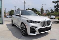 2019 BMW X7 Xdrive50i Sports Activity Vehicle Sport Utility