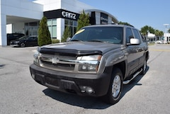 2002 Chevrolet Avalanche 1500 Base Truck Crew Cab