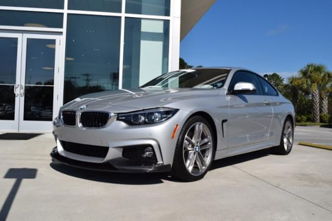 2019 BMW 4 Series 440i Coupe Car