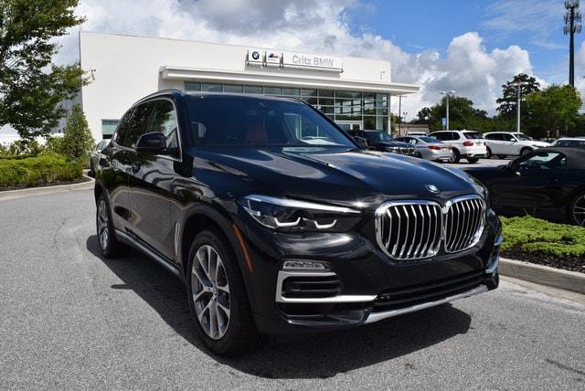 2019 BMW X5 xDrive50i Sports Activity Vehicle Sport Utility