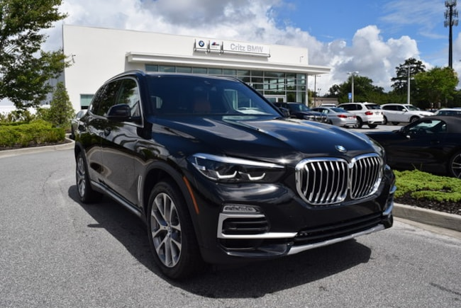 2019 BMW X5 xDrive50i Sports Activity Vehicle Sport Utility