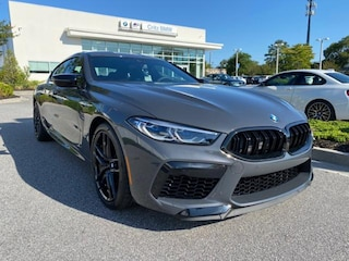 2020 BMW M8 Competition Gran Coupe Car