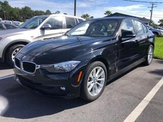 2017 BMW 320i Sedan