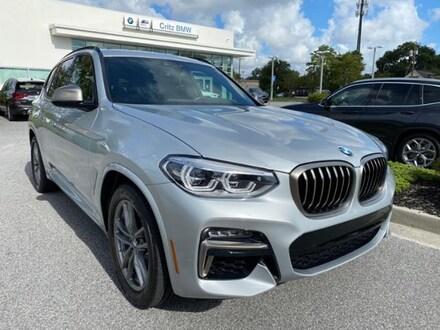 2020 BMW X3 M40i Sports Activity Vehicle SAV