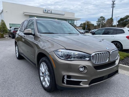 2018 BMW X5 xDrive50i Sports Activity Vehicle SAV