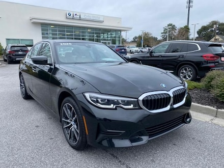 2020 BMW 330i 330i xDrive Sedan North America Sedan
