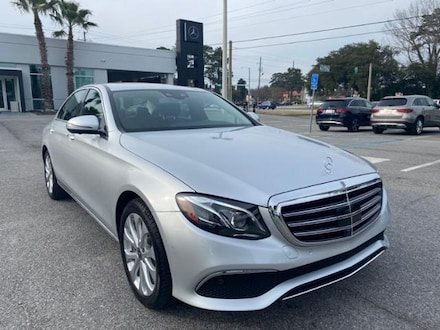 2018 Mercedes-Benz E-Class E 300 RWD Sedan Sedan