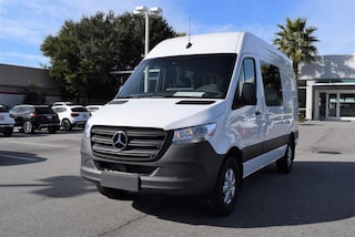 2019 Mercedes-Benz Sprinter 2500 High Roof V6 Van Crew Van