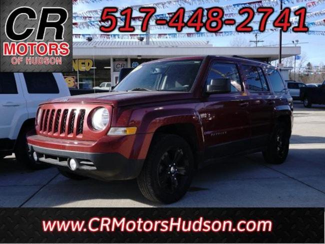 Used 2016 Jeep Patriot Latitude SUV For Sale Hudson, MI