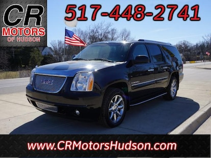 Miraculous Used 2008 Gmc Yukon Xl 1500 For Sale Hudson Mi Stock 4777A Spiritservingveterans Wood Chair Design Ideas Spiritservingveteransorg