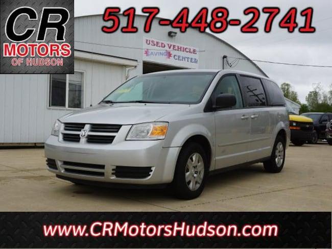 Used 2009 Dodge Grand Caravan SE Van Passenger Van For Sale Hudson, MI
