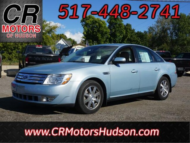 Used 2008 Ford Taurus SEL Sedan For Sale Hudson, MI