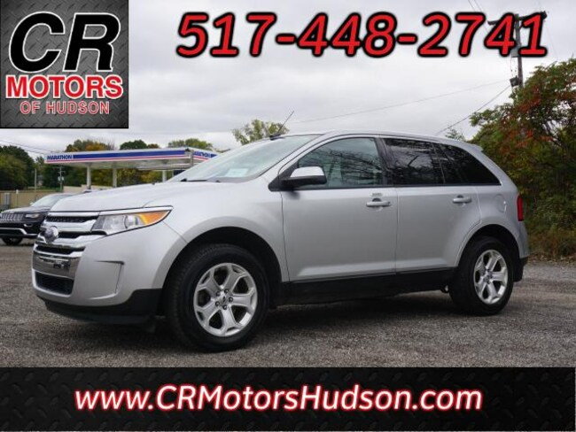 Used 2014 Ford Edge SEL SUV For Sale Hudson, MI