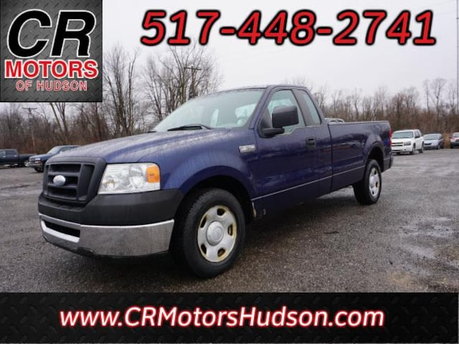 Used 2007 Ford F-150 Truck Regular Cab For Sale Hudson, MI