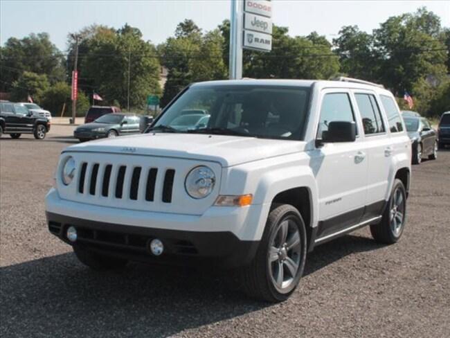 Used 2015 Jeep Patriot Latitude SUV For Sale Hudson, MI