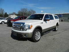 2012 Ford F-150 King Ranch Crew Cab Short Bed Truck