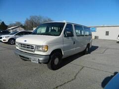 1997 Ford Econoline 150 Window Cargo Van