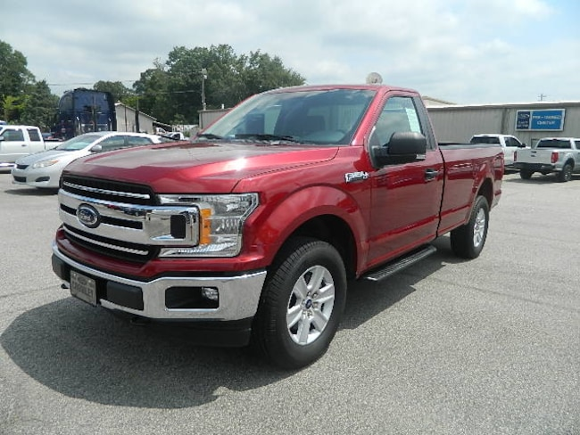 2018 Ford F-150 XLT Long Bed Truck