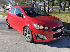 2016 Chevrolet Sonic RS Auto Hatchback
