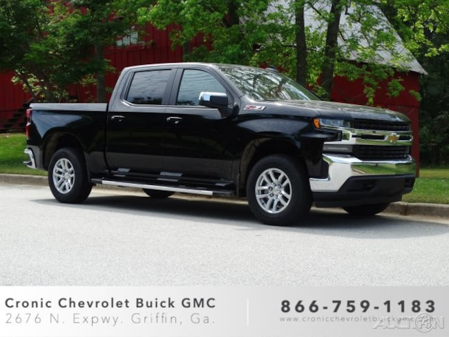 New 2019 Chevrolet Silverado 1500 For Sale At Cronic Pre