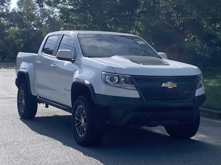 2017 Chevrolet Colorado 4WD ZR2 Truck