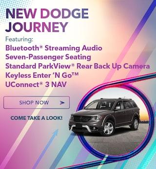 New Dodge Journey