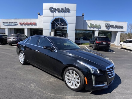 2015 Cadillac CTS Sedan Luxury RWD Sedan