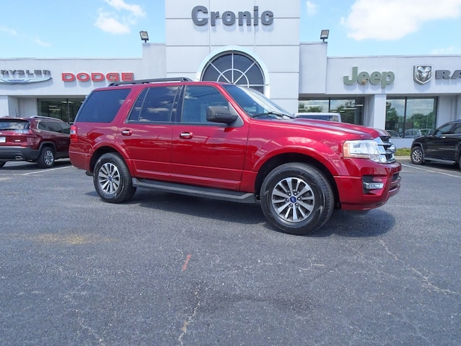 2016 Ford Expedition XLT 2WD  XLT