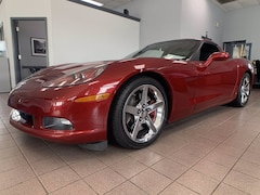 2009 Chevrolet Corvette w/1LT Coupe