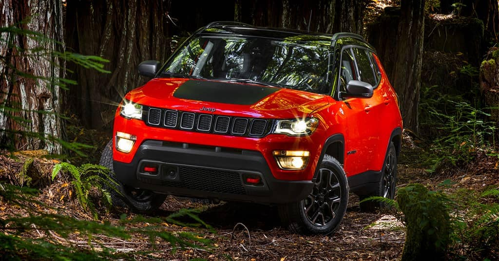 2021 Jeep Compass in Griffin, GA