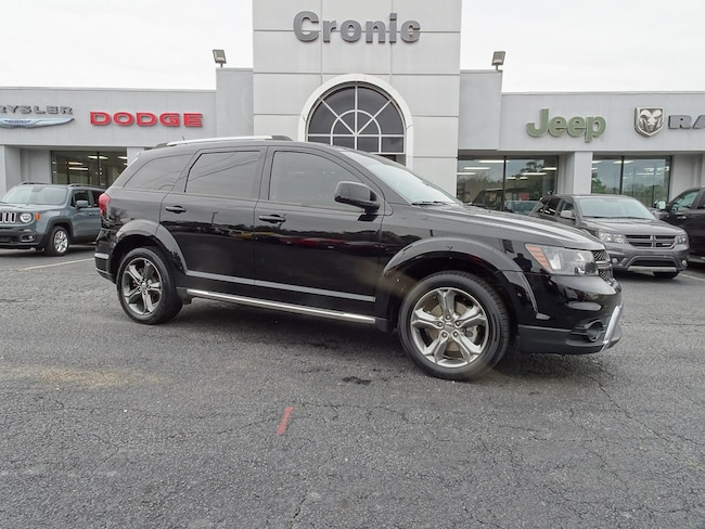 2016 Dodge Journey Crossroad FWD  Crossroad
